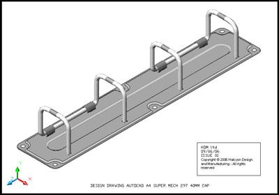 Custom Design – Autocad Concept Drawings